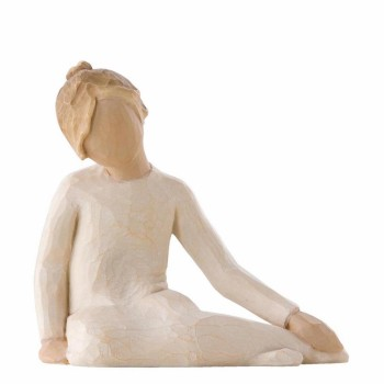 Nachdenkliches Kind Thoughtful Child Figur von Willow Tree