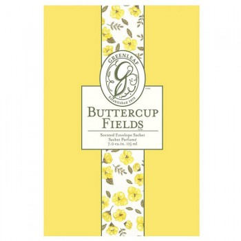 Buttercup Fields Duftsachet groß von Greenleaf