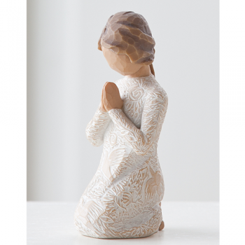 Gebet des Friedens Prayer of Peace Figur von Willow Tree