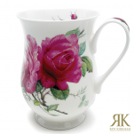 Roy Kirkham English Rose Becher bauchig 250ml