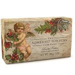 Frosted Spruce Christmas Soap von Somerset 200g